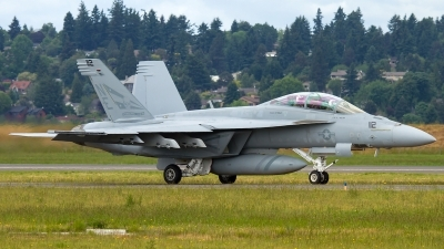 Photo ID 119902 by Russell Hill. USA Navy Boeing F A 18F Super Hornet, 166975