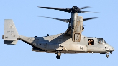 Photo ID 120027 by Mark Munzel. USA Marines Bell Boeing MV 22B Osprey, 166724