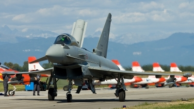 Photo ID 120534 by Thomas Ziegler - Aviation-Media. Italy Air Force Eurofighter F 2000A Typhoon EF 2000, MM7291