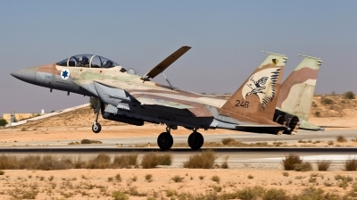 Photo ID 119962 by Andreas Zeitler - Flying-Wings. Israel Air Force McDonnell Douglas F 15I Ra 039 am, 246