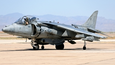 Photo ID 120060 by Mark Munzel. USA Marines McDonnell Douglas AV 8B Harrier II, 164117
