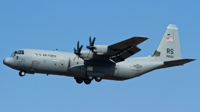 Photo ID 120013 by Thomas Ziegler - Aviation-Media. USA Air Force Lockheed Martin C 130J 30 Hercules L 382, 08 8605