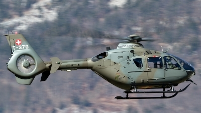 Photo ID 120033 by Thomas Ziegler - Aviation-Media. Switzerland Air Force Eurocopter TH05 EC 635P2, T 370