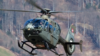 Photo ID 120032 by Thomas Ziegler - Aviation-Media. Switzerland Air Force Eurocopter TH05 EC 635P2, T 370