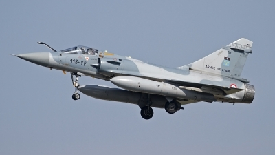 Photo ID 120140 by Niels Roman / VORTEX-images. France Air Force Dassault Mirage 2000C, 100