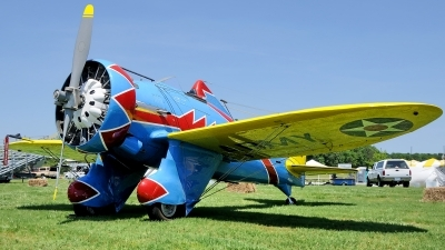 Photo ID 121029 by W.A.Kazior. Private Military Aviation Museum Boeing P 26A Peashooter, N26PX
