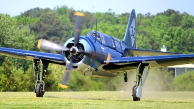 Photo ID 120074 by W.A.Kazior. Private Commemorative Air Force Curtiss SB2C 5 Helldiver, NX92879