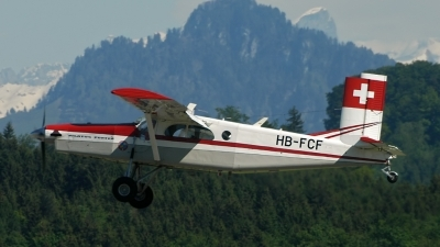 Photo ID 121250 by Sven Zimmermann. Switzerland Armasuisse Pilatus PC 6 B2 H2, HB FCF