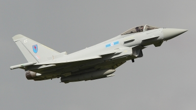 Photo ID 120772 by Ruben Galindo. UK Air Force Eurofighter EF 2000 Typhoon FGR4, ZK334