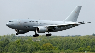 Photo ID 120338 by Carl Brent. Germany Air Force Airbus A310 304 MRTT, 10 24