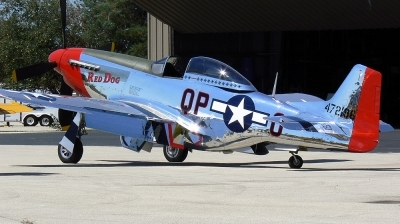Photo ID 15621 by Mike Egan. Private Private North American P 51D Mustang, NL74469