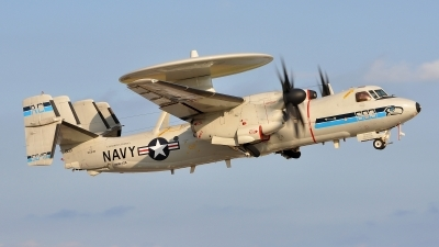 Photo ID 120489 by Radim Spalek. USA Navy Grumman E 2C Hawkeye, 165648