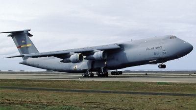 Photo ID 120511 by Baldur Sveinsson. USA Air Force Lockheed C 5B Galaxy L 500, 83 1285