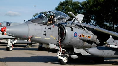 Photo ID 120506 by Sven Zimmermann. UK Air Force British Aerospace Harrier GR 7, ZD378