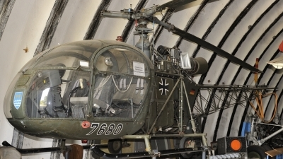 Photo ID 120643 by rinze de vries. Germany Army Sud Aviation SE 3130 Alouette II, 76 80