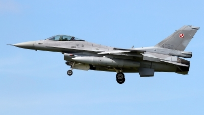 Photo ID 120642 by Rainer Mueller. Poland Air Force General Dynamics F 16C Fighting Falcon, 4062