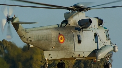 Photo ID 15656 by Santiago Cortelezzi. Spain Navy Sikorsky SH 3H Sea King S 61B, HS 9 06