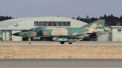Photo ID 120977 by Lars Kitschke. Japan Air Force McDonnell Douglas RF 4E Phantom II, 57 6913