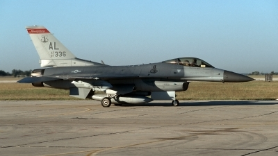 Photo ID 120785 by Henk Schuitemaker. USA Air Force General Dynamics F 16C Fighting Falcon, 87 0336