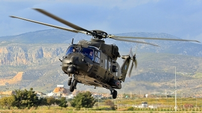 Photo ID 120951 by XRISTINA PATSI. Greece Army NHI NH 90TTH, ES847