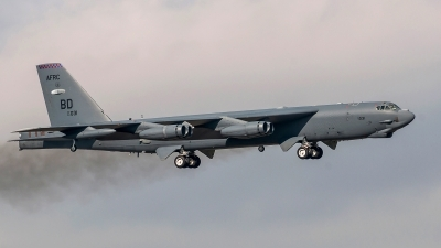 Photo ID 120942 by Petr Pospisil. USA Air Force Boeing B 52H Stratofortress, 61 0031