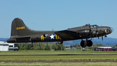 Photo ID 120894 by Alex Jossi. Private Liberty Foundation Boeing B 17G Flying Fortress 299P, N3703G