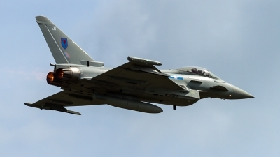 Photo ID 120907 by Laurence M Bean. UK Air Force Eurofighter EF 2000 Typhoon FGR4, ZK304