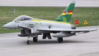 Photo ID 120938 by Sebastian Lemanski - EPGD Spotters. UK Air Force Eurofighter EF 2000 Typhoon FGR4, ZJ936