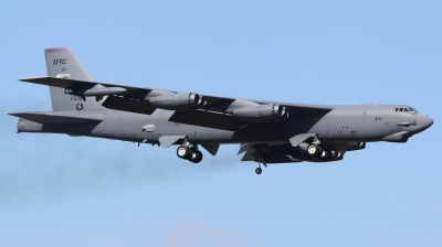 Photo ID 120935 by Sebastian Lemanski - EPGD Spotters. USA Air Force Boeing B 52H Stratofortress, 61 0031