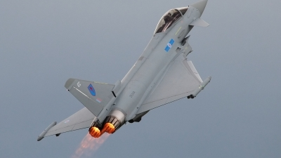 Photo ID 120912 by Ruben Galindo. UK Air Force Eurofighter EF 2000 Typhoon FGR4, ZK334