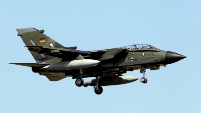 Photo ID 121052 by Carl Brent. Germany Air Force Panavia Tornado IDS, 45 93