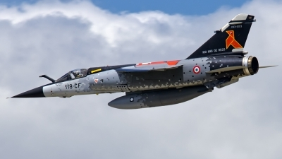 Photo ID 121214 by Kenny Peeters. France Air Force Dassault Mirage F1CR, 604