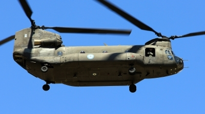 Photo ID 121528 by XRISTINA PATSI. Greece Army Boeing Vertol CH 47D Chinook, ES902