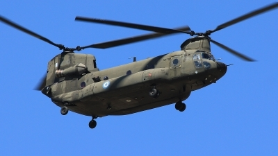 Photo ID 121236 by XRISTINA PATSI. Greece Army Boeing Vertol CH 47SD Chinook, ES912