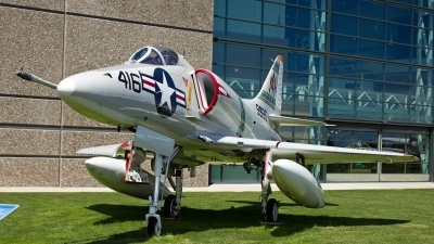 Photo ID 121297 by Alex Jossi. USA Navy Douglas A 4E Skyhawk, 149996