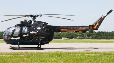 Photo ID 121287 by Andreas Zeitler - Flying-Wings. Germany Army MBB Bo 105P1, 87 38