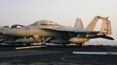 Photo ID 121616 by Peter Boschert. USA Navy Boeing F A 18F Super Hornet, 166458