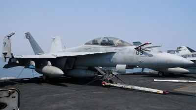 Photo ID 122739 by Peter Boschert. USA Navy Boeing F A 18F Super Hornet, 166458