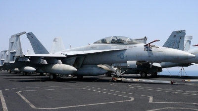 Photo ID 122151 by Peter Boschert. USA Navy Boeing F A 18F Super Hornet, 166457