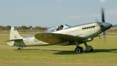 Photo ID 15781 by Jeremy Gould. Private Private Supermarine Seafire F17, G KASX