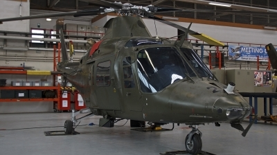 Photo ID 122499 by Niels Roman / VORTEX-images. Belgium Army Agusta A 109HO A 109BA, H28