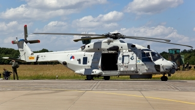 Photo ID 121644 by Thomas Ziegler - Aviation-Media. Netherlands Navy NHI NH 90NFH, N 227