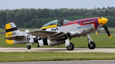 Photo ID 121710 by Rainer Mueller. Private Private North American P 51D Mustang, PH PSI