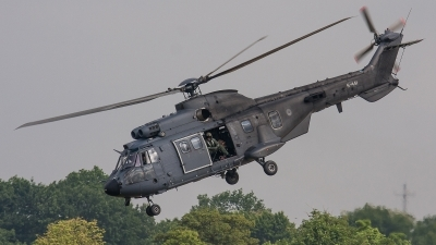 Photo ID 122336 by Johnny Cuppens. Netherlands Air Force Aerospatiale AS 532U2 Cougar MkII, S 441