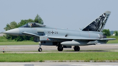 Photo ID 121756 by Günther Feniuk. Germany Air Force Eurofighter EF 2000 Typhoon S, 30 29