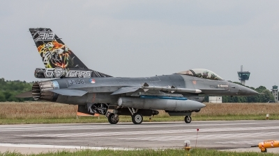 Photo ID 121779 by Johnny Cuppens. Netherlands Air Force General Dynamics F 16AM Fighting Falcon, J 196