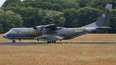 Photo ID 122037 by Niels Roman / VORTEX-images. Czech Republic Air Force CASA C 295M, 0453