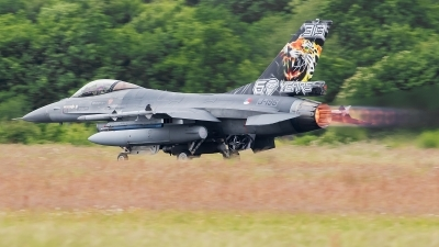 Photo ID 121876 by Alex van Noye. Netherlands Air Force General Dynamics F 16AM Fighting Falcon, J 196