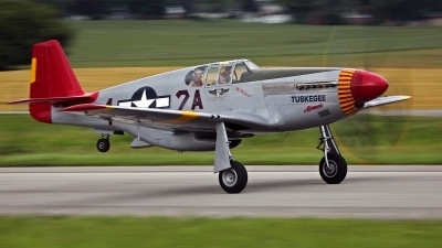 Photo ID 121803 by David F. Brown. Private American Airpower Heritage Flying Museum North American P 51C Mustang, NX61429