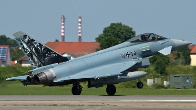 Photo ID 122028 by Thomas Ziegler - Aviation-Media. Germany Air Force Eurofighter EF 2000 Typhoon S, 30 29
